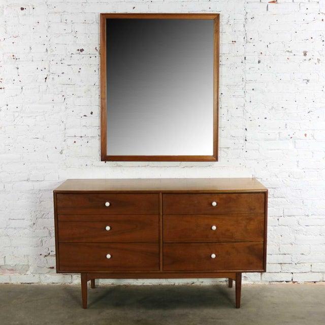 Drexel Declaration 6 Drawer Dresser With Mirror By Kipp Stewart