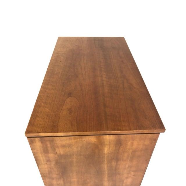 Mid Century Modern Tall Dresser by John Stuart for Johnson Furniture For Sale In New York - Image 6 of 13
