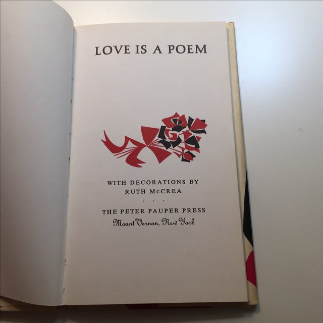Love Is a Poem Book For Sale - Image 4 of 8