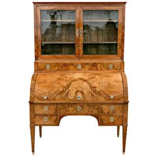18th Century Louis XVI Period Bureau À Cylindre Cylinder Desk For Sale