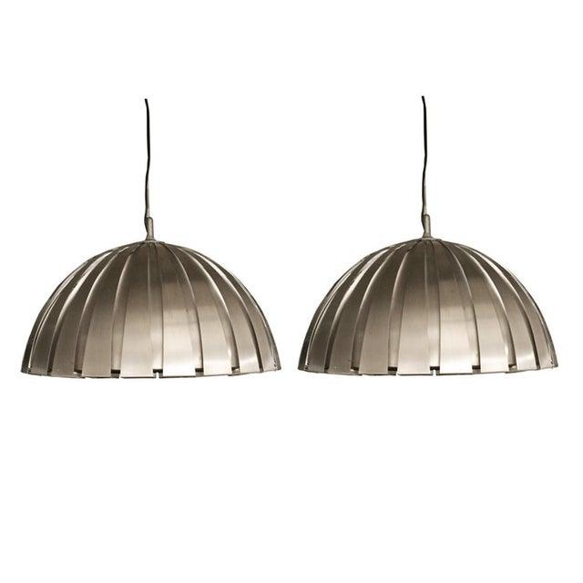 Elio Martinelli Suspension Lights - Set of 3 For Sale - Image 6 of 6
