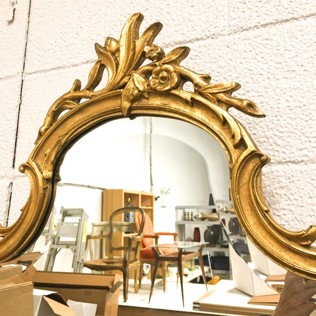 Gilded Mirror by Friedman Bros - Image 2 of 8