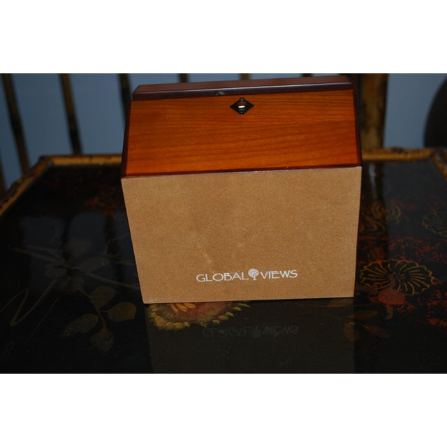 Georgian Yew Wood Box For Sale - Image 3 of 6