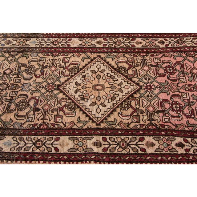 """Vintage Persian Rug, 2'8"""" X 9'7"""" For Sale In New York - Image 6 of 10"""
