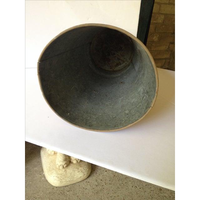 Vintage Painted Sap Bucket - Image 8 of 9