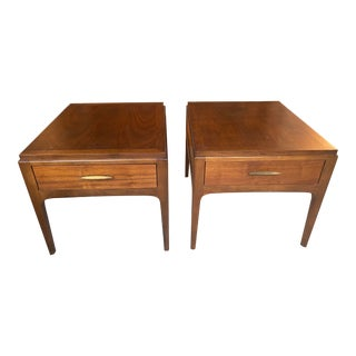 Mid-Century Lane Side Table/Night Stands - a Pair For Sale