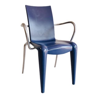 1990s Vintage Philippe Stark for Vitra Luis 20 Armchair For Sale