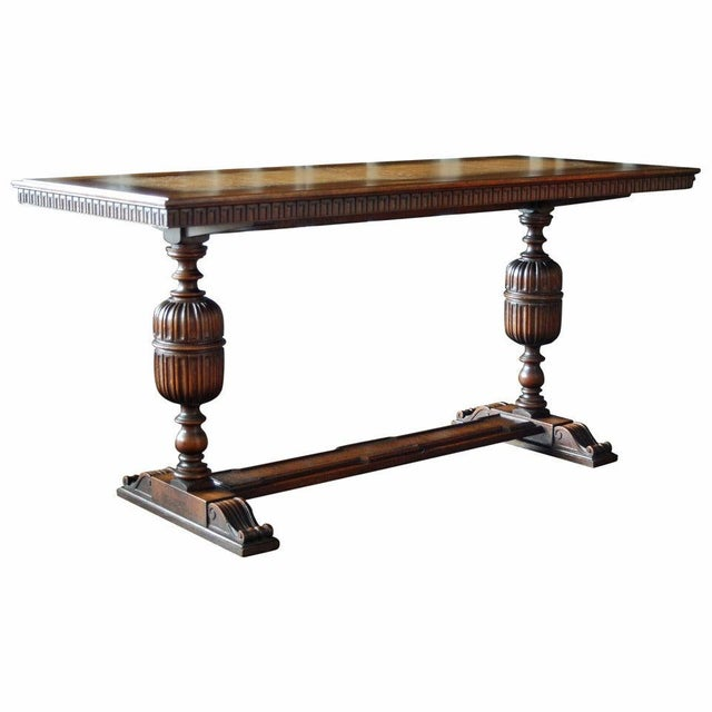 Library Table by Axel Einar Hjorth for Nk For Sale - Image 11 of 11