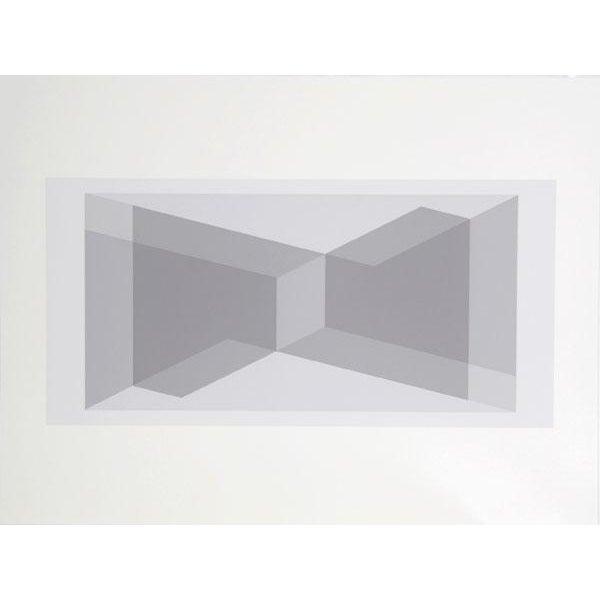 Artist: Josef Albers Portfolio: Formulation: Articulation (Double Portfolio) Title: Portfolio 1, Folder 9, Image 1 Year:...
