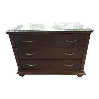Kimball Lodging Group Marble Top Chest