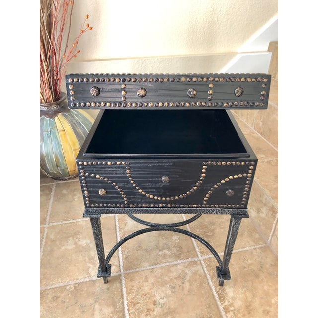 Document Box Accent Table From the Colonial Williamsburg Collection by Global Views For Sale In Kansas City - Image 6 of 13