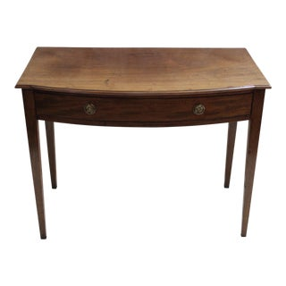 Early 19th Century Antique Sheraton Desk For Sale