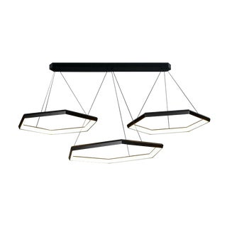 Hexia Trio Hxt34 Chandelier Light Fixture For Sale