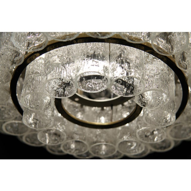 Mid-Century Modern Impressive Doria Chandelier For Sale - Image 3 of 5