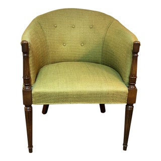 Hickory Chair Co. Vintage Accent Chair