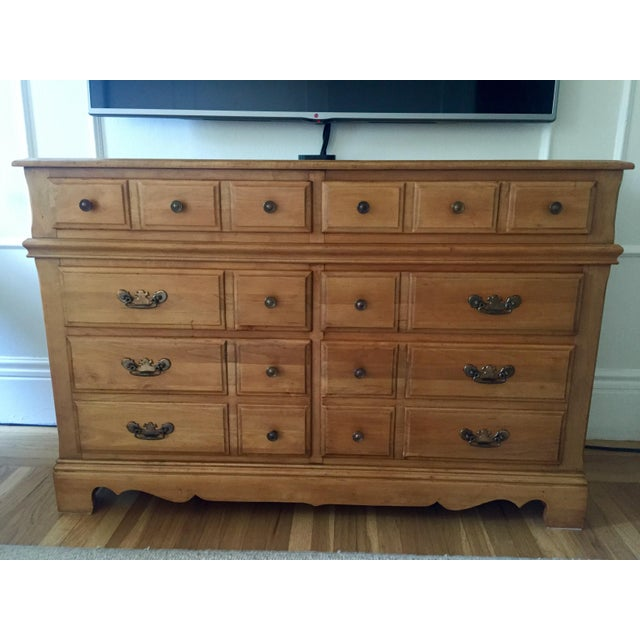 Antique Chippendale Chest of Drawers - Image 2 of 9