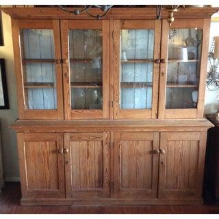 Vintage Pine Apothecary Cabinet, Circa 1900's Preview