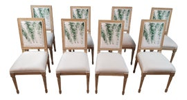 Image of Newly Made Traditional Dining Chairs