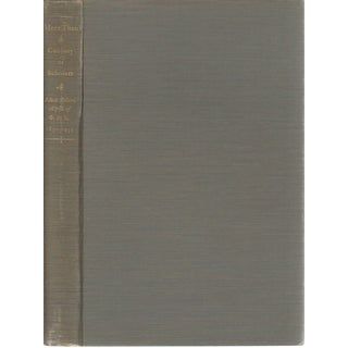 More Than a Century of Scholars: Rhode Island Alpha of Phi Beta Kappa 1830-1954 For Sale