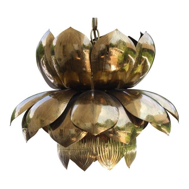 room detail product chandelier lotus glass cristal gold murano living laiting led lustre lighting flower lt de