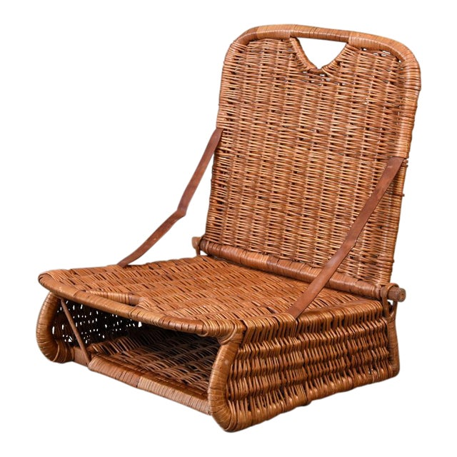 Superb Folding Rattan Beach Chair Lamtechconsult Wood Chair Design Ideas Lamtechconsultcom