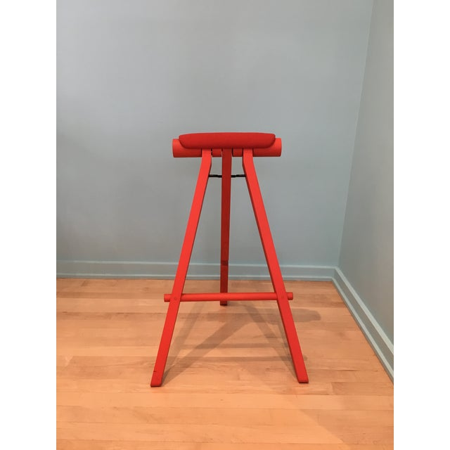 Contemporary Sancal Folding Perigallo Counter Stool For Sale - Image 3 of 5