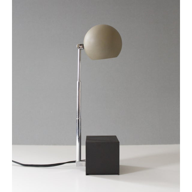 Lightolier Lytegem Eyeball Desk Lamp Michael Lax Task