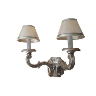 Pair of Panache Designs Regency Sconces For Sale