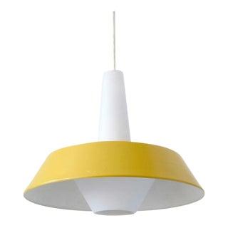 1950s Louis Kalff Sixties Retro Philips Pendant Lamp For Sale