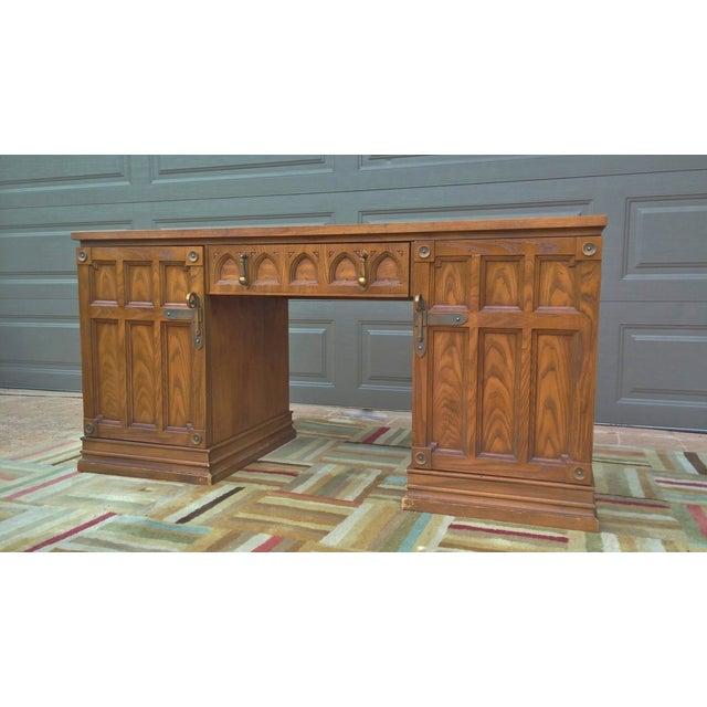Vintage Stanley Porta Lima Desk - Image 2 of 11