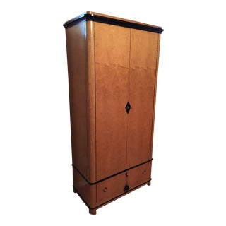 National Mt Airy Armoire For Sale