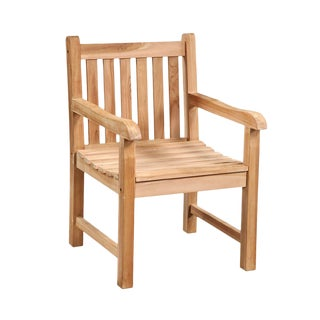 Teak Wood Outdoor Chair For Sale