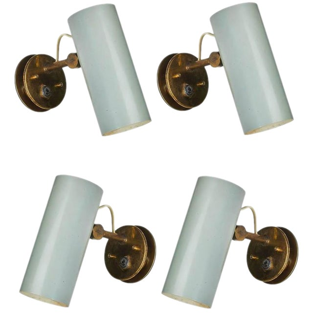 Pair of Articulating Sconces by Stilnovo - Image 1 of 9