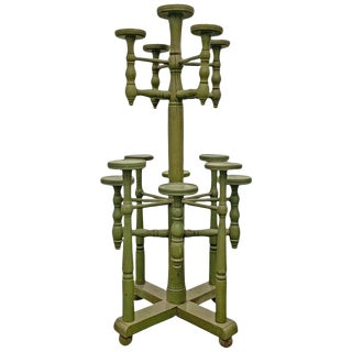 19th Century English Plant Stand For Sale