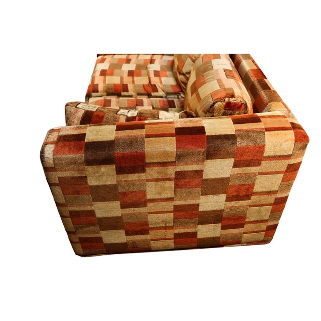 Mid-Century Milo Baughman Style Sofa - Image 6 of 10