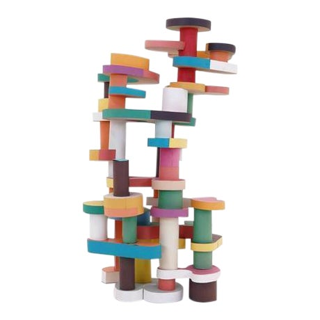 Modern Irving Harper Paper Sculpture For Sale