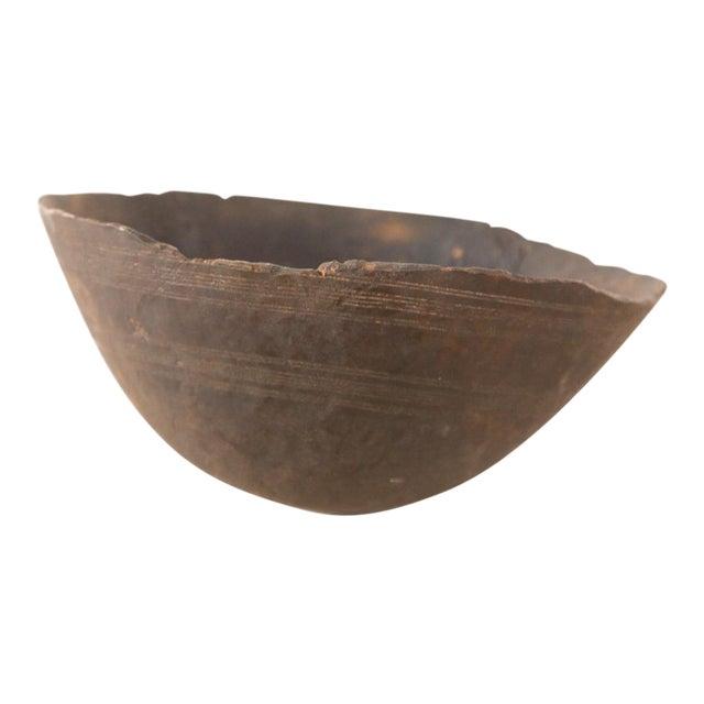 Vintage Wooden African Bowl - Image 1 of 7