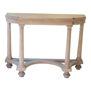 19th Century Empire Style Console For Sale