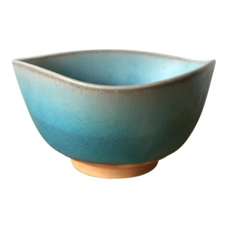 Blue Japanese Ombre Tea Bowl