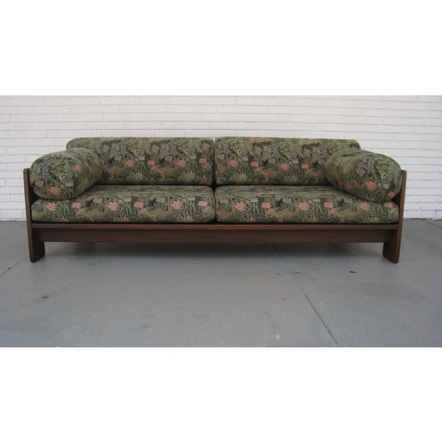 Mid-Century Modern Scarpa for Knoll 'Bastiano' Sofa & Chair For Sale - Image 3 of 13