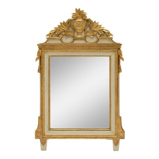 Louis XVI Style French Antique Mirror For Sale