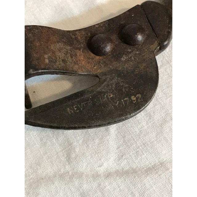1890's Steel Can Openers - A Pair For Sale - Image 5 of 7