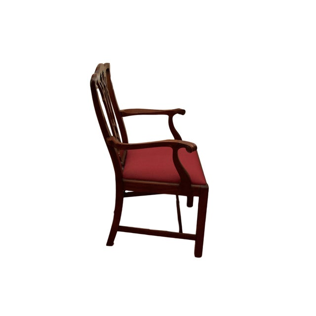 Chippendale Style Mahogany Dining Chairs - S/8 - Image 4 of 10