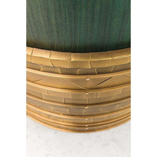 Contemporary Damian Jones, Rhoss Side/Cocktail Table, Usa, 2018 For Sale - Image 3 of 6
