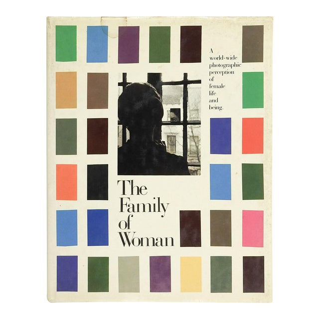 """""""The Family of Woman"""" Photographic Perceptions Book - Image 1 of 11"""