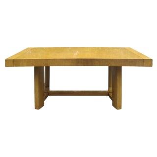 1940s Mid-Century Modern t.h. Robsjohn-Gibbings Widdicomb Dining Table For Sale
