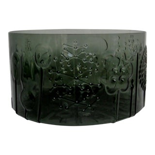 Oiva Toikka for Iittala Glass Bowl For Sale