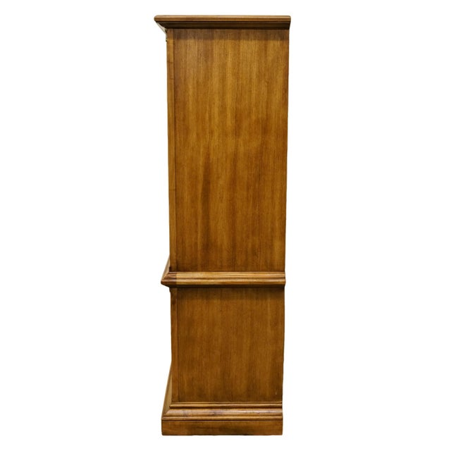 20th Century Italian Stanley Furniture Door Chest/Armoire For Sale - Image 10 of 13