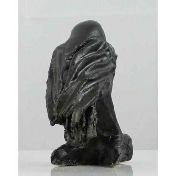 BJ Duke Black Ceramic Raven - Image 3 of 4