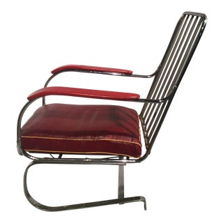 KEM Weber Springer Chair